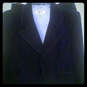 BDY Navy Blue 3 Piece Suit